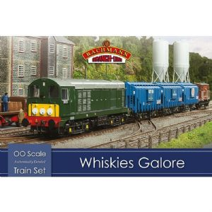 30-047 Whiskies Galore Sound Fitted Train Set